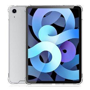 iPad Air (2020) 4smarts Premium Clear Hybrid Deksel - Gjennomsiktig