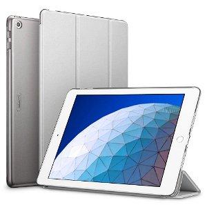 "iPad Air (2019) / iPad Pro 10.5"" - ESR Tri-fold Yippee Series Slim Deksel - Silver"