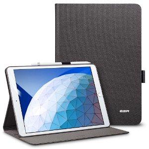 "iPad Air (2019) / iPad Pro 10.5"" Deksel - ESR Simplicity Twilight Series Deksel - Grey"