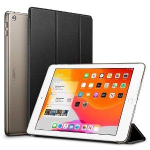 """iPad 10.2"""" (2021 / 2020 / 2019) ESR Tri-Fold Yippee Series Slim Deksel - Svart"""