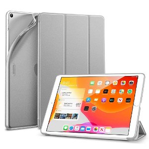 "iPad 10.2"" (2021 / 2020 / 2019) ESR Rebound Deksel - Grå"