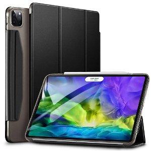 iPad Pro 11 (2020 / 2018) - ESR Tri-fold Yippee Series Slim Deksel - Svart