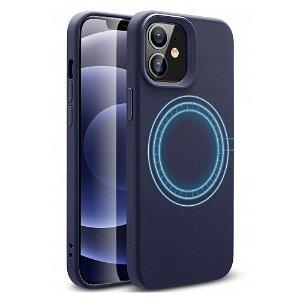 iPhone 12 Pro Mini ESR Cloud HaloLock MagSafe Deksel - Midnight Blue