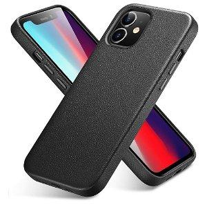 iPhone 12 Mini ESR Metro Skinndeksel - Svart
