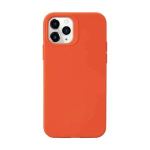 iPhone 12 Pro Max ESR Cloud Silikondeksel - Oransje