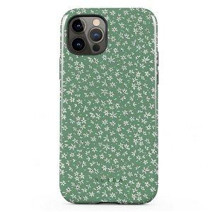Burga iPhone 12 / 12 Pro Tough Fashion Deksel - Lush Meadows