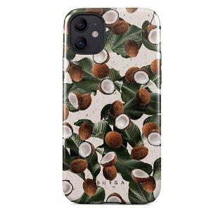 Burga iPhone 12 Mini Tough Fashion Deksel - Coconut Crush