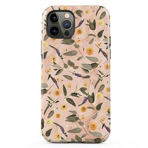 Burga iPhone 12 / 12 Pro Tough Fashion Deksel - Sunday Brunch