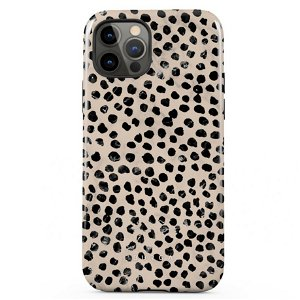 Burga iPhone 12 Pro Max Tough Fashion Deksel - Almond Latte