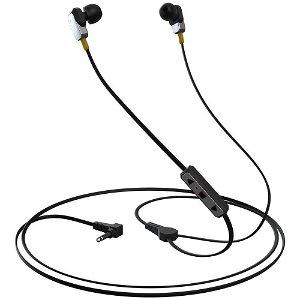 CAT Active Urban Rugged In-Ear Hodetelefoner - Svart (Bulk)