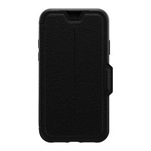 iPhone 11 Pro OtterBox Strada Series Flip Deksel med Lommebok Svart