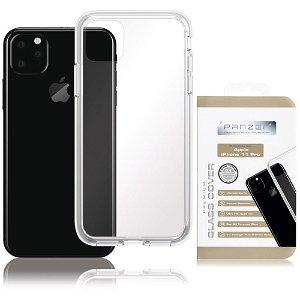 iPhone 11 Pro PANZER Premium Glassbakside Deksel