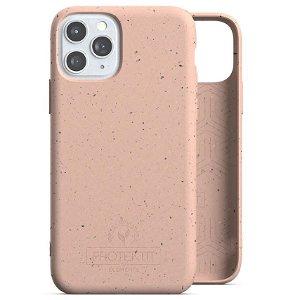 Protektit by Elements Bio Deksel 100% Nedbrytbart Deksel til iPhone 11 Pro - Salmon Pink