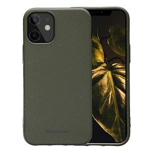 dbramante1928 Grenen iPhone 12 / 12 Pro Miljøvennlig Plastdeksel - Dark Olive Green