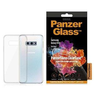 PanzerGlass ClearCase Samsung Galaxy S10e Deksel Gjennomsiktig