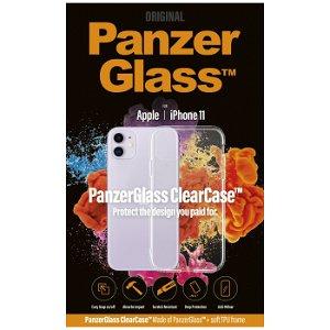 iPhone 11 Deksel PanzerGlass ClearCase Gjennomsiktig