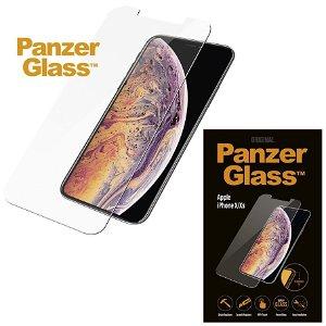 PanzerGlass iPhone X / Xs Skjermbeskytter i Herdet Glass
