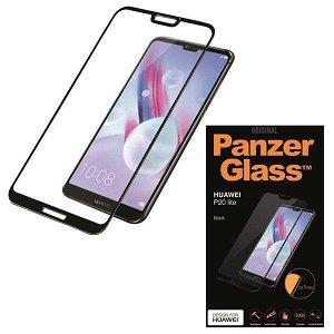 Huawei P20 Lite PanzerGlass Edge-To-Edge Skjermbeskytter - Svart