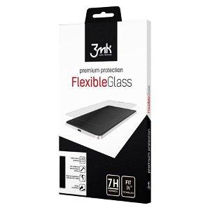 Samsung Galaxy A71 Skjermbeskytter 3MK Premium Protection Flexible Glass - Gjennomsiktig