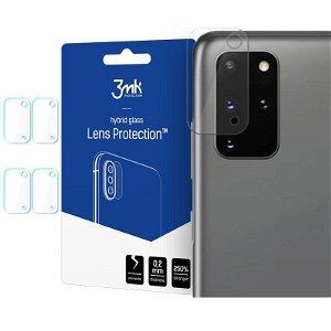 Samsung Galaxy S20+ (Plus) 3mk Beskyttelsesglass Til Kameraobjektiv - 4 Stk