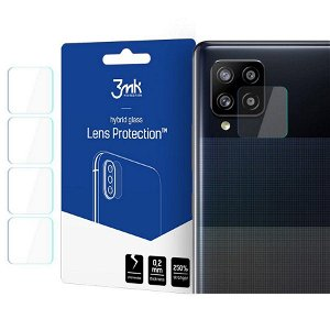 Samsung Galaxy A42 (5G) 3mk FlexibleGlass Skjermbeskytter - 4 stk. - Gjennomsiktig