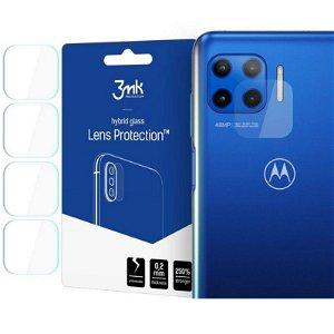 Motorola Moto G 5G Plus 3mk Kameraobjektiv Beskyttelsesglass - 4 Stk