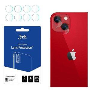 3MK iPhone 13 Mini Beskyttelsesglass for Kameralinse - 4 stk