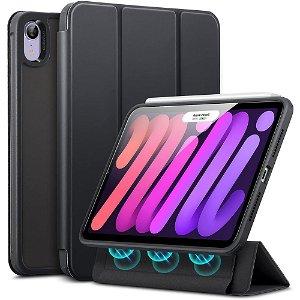 ESR iPad Mini (2021) Rebound Hybrid Deksel - Frosted Black