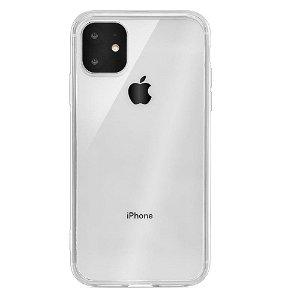 iPhone 11 Pro QDOS Hybrid Clear Mobildeksel - Transparent
