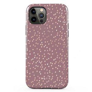 Burga iPhone 12 / 12 Pro Tough Fashion Deksel - Hot Cocoa