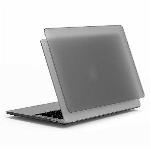WiWU MacBook Air 13 (2020) Deksel Gjennomsiktig Svart