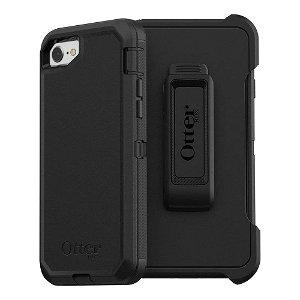OTTERBOX Defender Series iPhone SE (2020)/8/7 Håndverker Etui m. Belteholder Svart