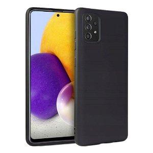 Samsung Galaxy A52s (5G) / A52 (4G / 5G) Tech-Protect Icon Silikon Deksel - Svart