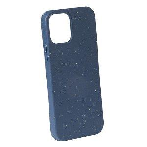 Vivanco Go Green iPhone 12 Mini Deksel - 100% Miljøvennlig / Kompostvennlig - Blå