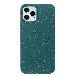 Pela Classic Miljøvennlig 100% Plantebasert Deksel Til iPhone 12 / 12 Pro - Grønn