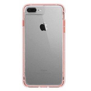 iPhone 8 Plus / 7 Plus / 6(s) Plus Griffin Survivor Clear Deksel Gjennomsiktig/Rose Gull