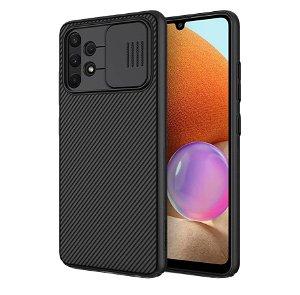 Samsung Galaxy A32 4G Nillkin Camshield Bakdeksel - Svart