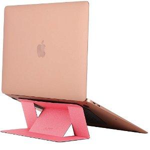 MOFT Laptopstativ - Sammenleggbart Stativ - Rosa