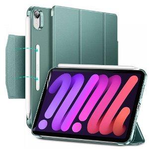 ESR iPad Mini (2021) Ascend Tri-Fold Deksel - Mørkegrønn