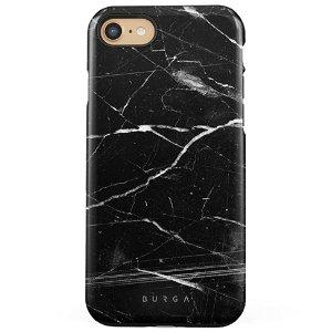 Burga iPhone SE (2020) / 8 / 7 Tough Fashion Deksel - Noir Origin