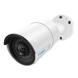 Reolink RLC-410-5MP PoE Overvåkningskamera-hvit