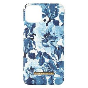 GEAR Onsala Collection iPhone 11 Mobil Deksel Indigo Swirl