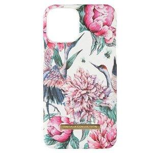 GEAR Onsala Collection iPhone 11 Mobil Deksel Soft Pink Crane