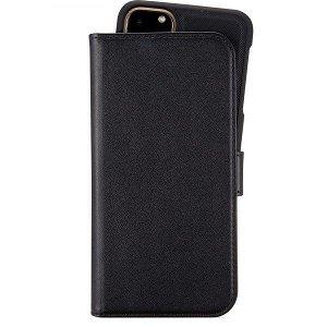 Holdit iPhone 11 Pro Max Wallet Magnet Case - Svart