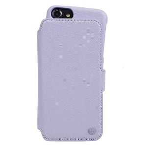 Holdit Iphone 11/XR 2-i-1 Flipdeksel i Skinn med Lommebok - Stockholm Lavendel