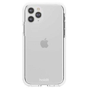 Holdit iPhone 11 Pro Seethru Bakdeksel - Hvit
