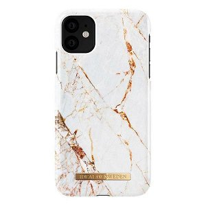iDeal Of Sweden iPhone 11 Fashion Case Carrara Gold Marble