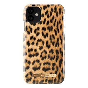 iDeal Of Sweden iPhone 11 Fashion Case Wild Leopard