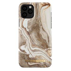 iDeal Of Sweden iPhone 11 Pro Deksel Fashion Case Golden Sand Marble