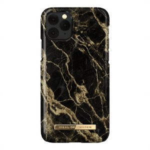 iDeal Of Sweden iPhone 11 Pro Fashion Case Golden Smoke Marble